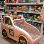 Race Car Cart