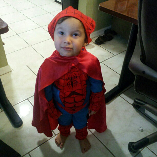 Mini Spiderman