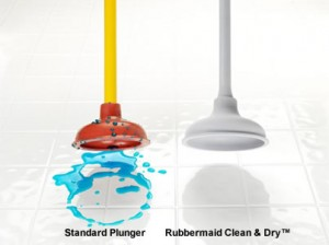 Rubbermaid Clean & Dry