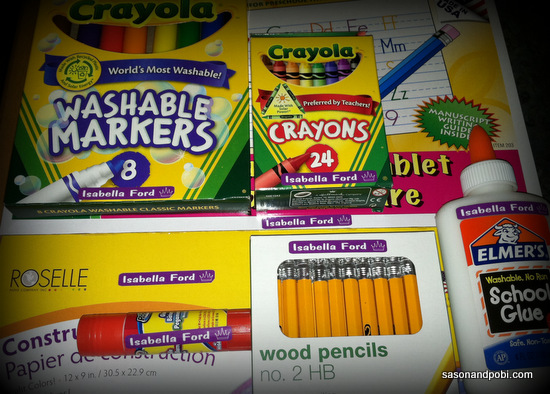 Lovable Labels Back To School Pack