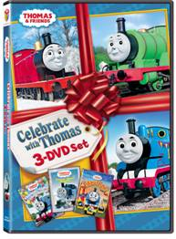 Celebrate With Thomas 3 DVD Set