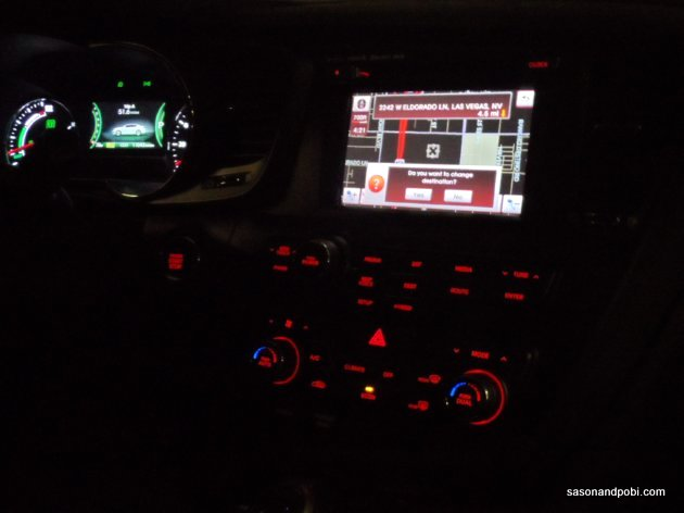 Optima Full Dash